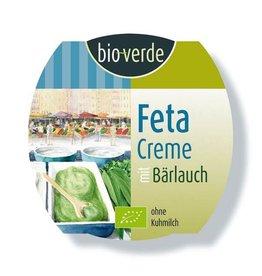 Bioverde feta creme met daslook Biologisch