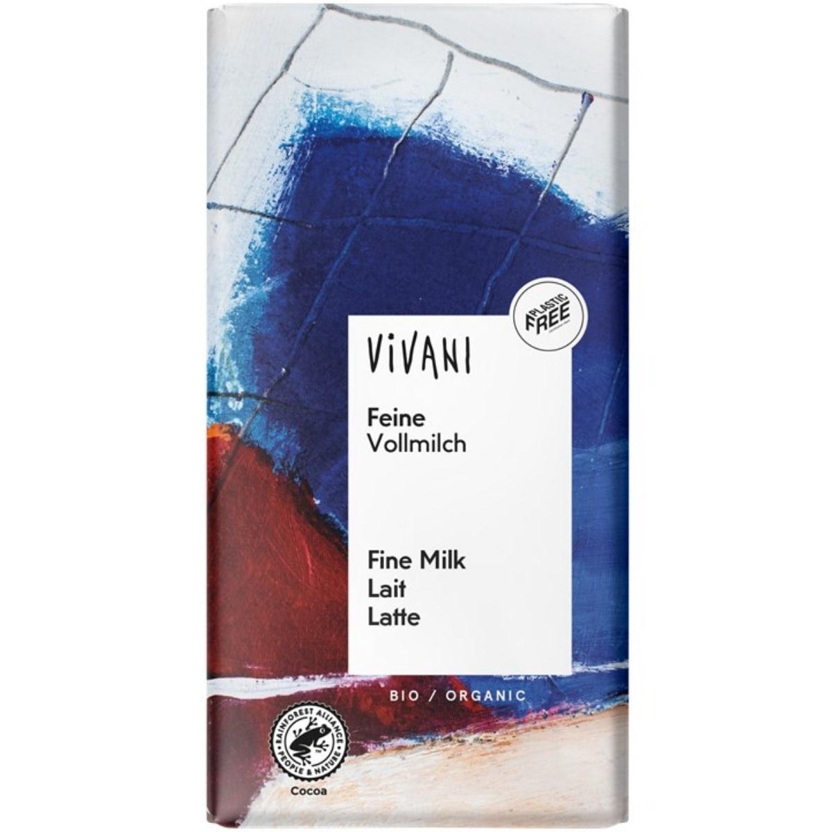Vivani tablet melk Biologisch