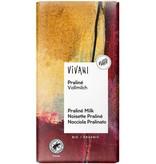 Vivani tablet melk praline Biologisch