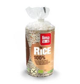 Lima rijstwafels m.z. Biologisch