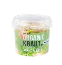 zuurkool garlic + basil Biologisch