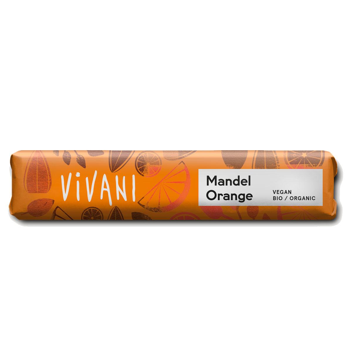 Vivani ricechoc almond sinaas Biologisch