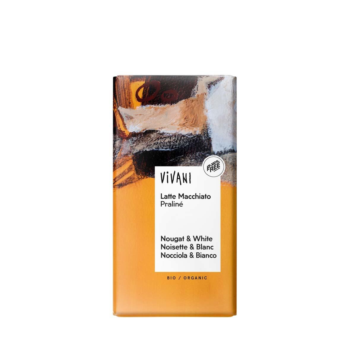 Vivani tablet latte macchiato Biologisch