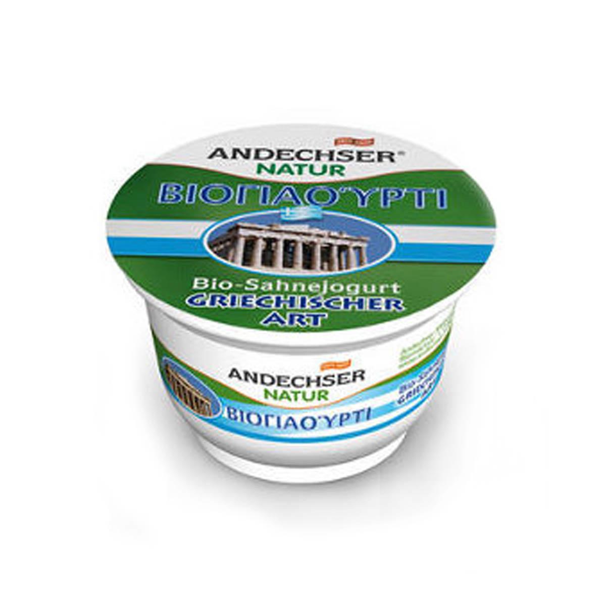 griekse roomyoghurt  (6) Biologisch