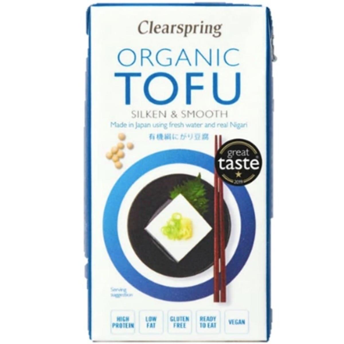 tofu (firm + silken) Biologisch