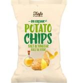 chips salt + vinegar Biologisch