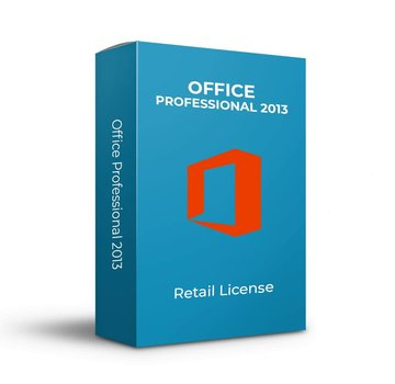 Microsoft Microsoft Office 2013 Pro - Retail
