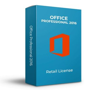 Microsoft Microsoft Office 2016 Pro - Retail