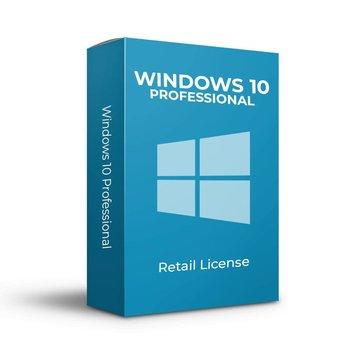 Microsoft Windows 10 Professional - Retail