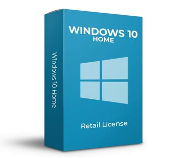 Microsoft Windows 10 Home - Retail