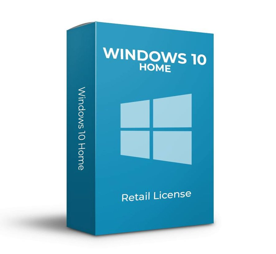 Windows 10 Home - Retail - SKU: KW9-00265