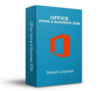 Microsoft Microsoft Office 2019 Home & Business - Retail