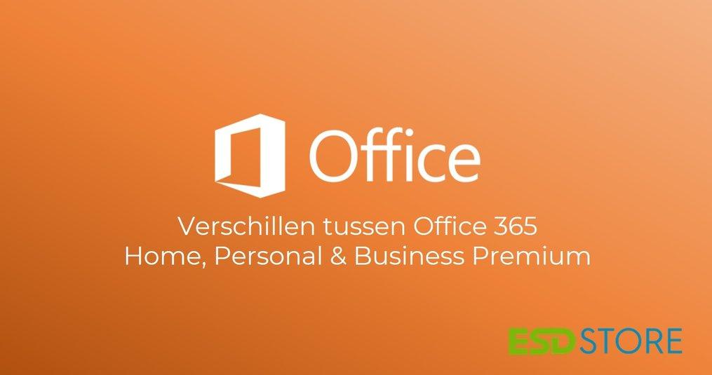 Een Office 365 abonnement of een Office aankoop? Wat is het beste voor mij?