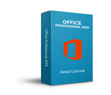 Microsoft Microsoft Office 2019 Pro - Retail