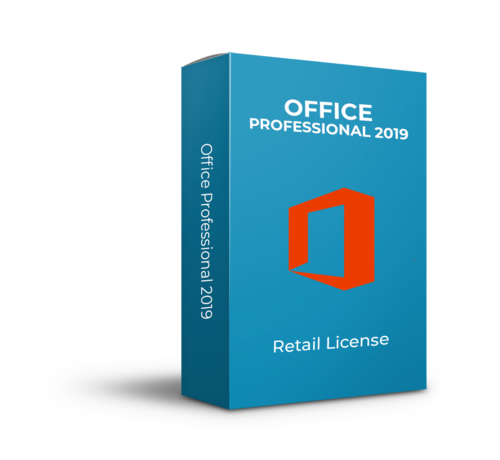 Microsoft Microsoft Office 2019 Professional - Retail licentie - SKU: 269-17068