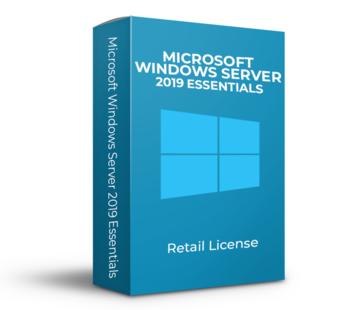 Microsoft Windows Server 2019 Essentials - Retail