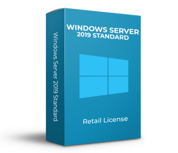 Microsoft Windows Server 2019 Standard  - Retail