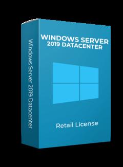 Microsoft Windows Server 2019 Datacenter - Retail