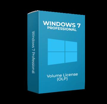 Microsoft Windows 7 - Professional