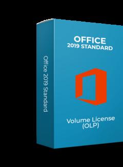 Microsoft Microsoft Office 2019 Standard - Volume Licentie