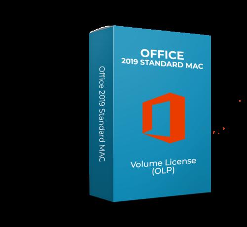 Microsoft Microsoft Office 2019 Standard - Volume Licentie - Voor Mac - SKU: 021-10609