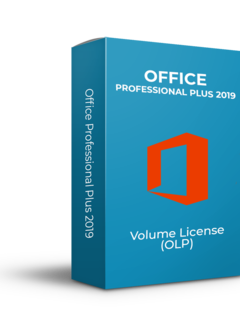 Microsoft Microsoft Office 2019 Pro Plus - Volume Licentie