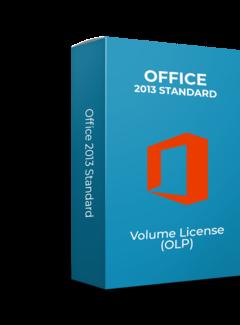 Microsoft Microsoft Office 2013 Standard - Volume  Licentie