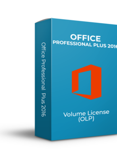 Microsoft Microsoft Office 2016 Pro Plus - Volume Licentie