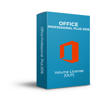 Microsoft Microsoft Office 2016 Pro Plus - Volume Licentie