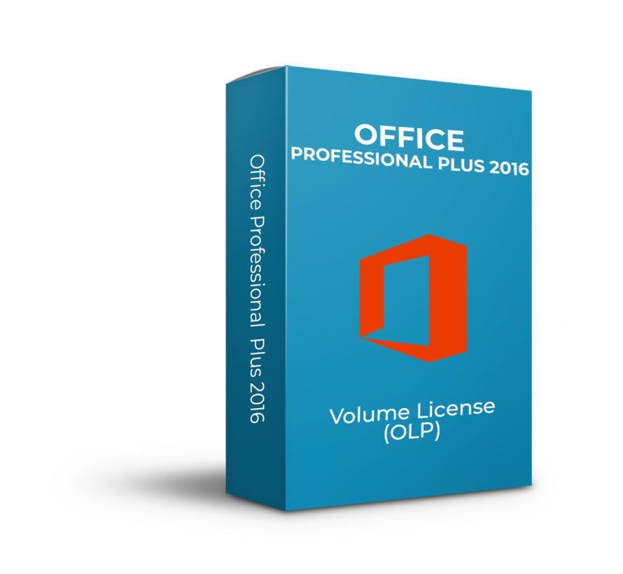 Microsoft Office 2016 Professional Plus - Volume Licentie - SKU: 79P-05552