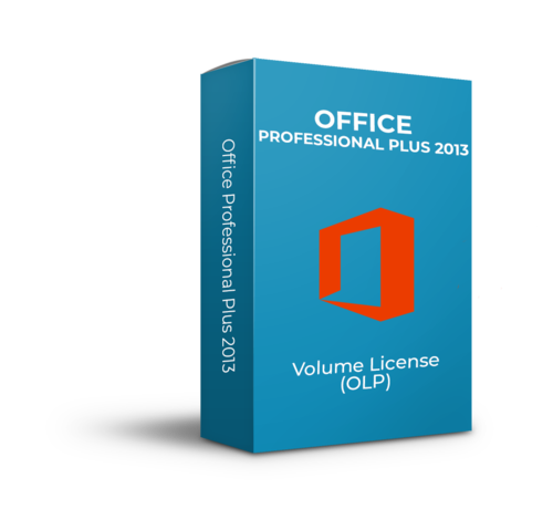 Microsoft Microsoft Office 2013 Professional Plus - Volume Licentie