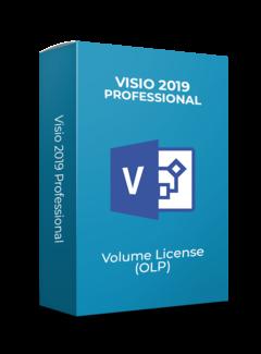 Microsoft Microsoft Visio 2019 Professional - Volume Licentie