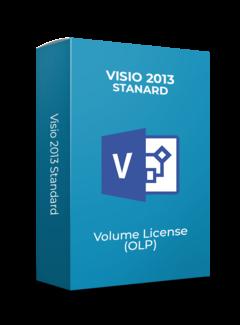 Microsoft Microsoft Visio 2013 Standard - Volume Licentie