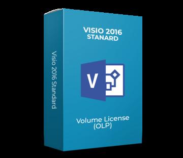 Microsoft Microsoft Visio 2016 Standard - Volume Licentie