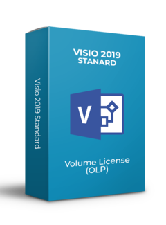 Microsoft Microsoft Visio 2019 - Standard