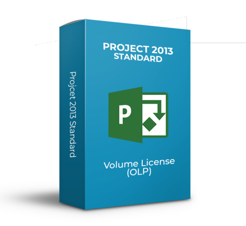 Microsoft Microsoft Project 2013 Standard - Volume Licentie - SKU: 076-05334
