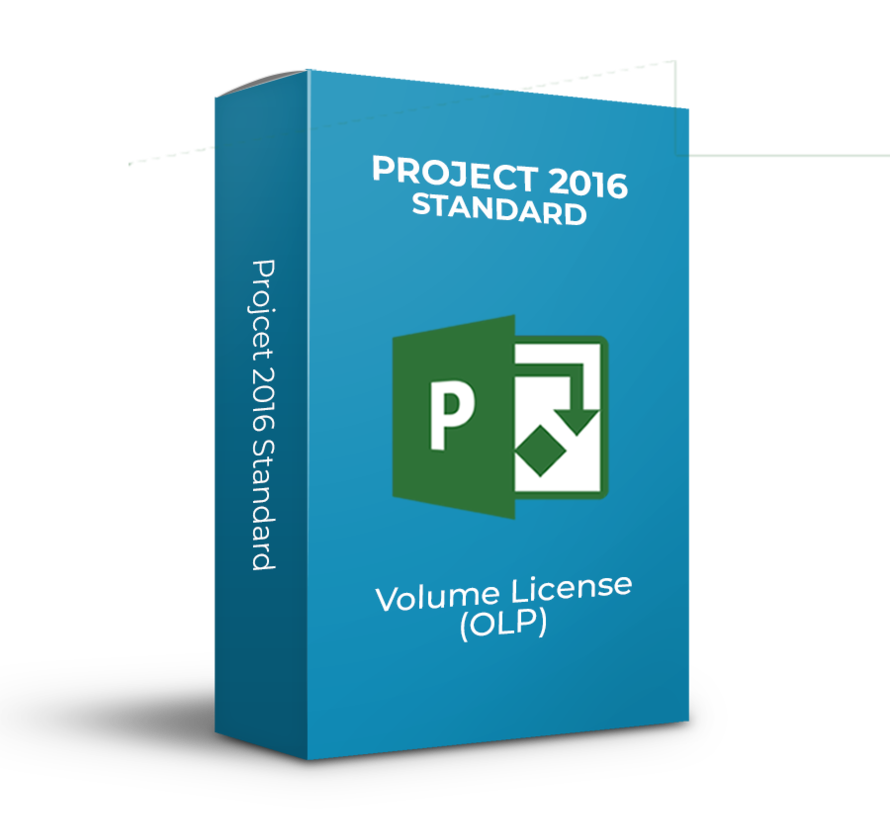 Project 2016 Standard - Volume Licentie - SKU: 076-05674