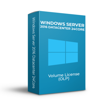 Microsoft Windows Server 2016 Datacenter - 24Core