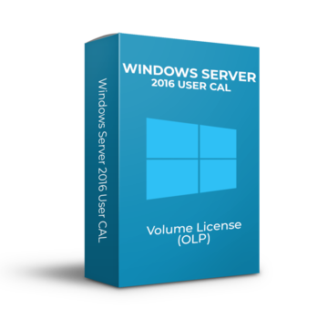 Microsoft Windows Server 2016 - User CAL