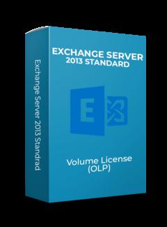 Microsoft Exchange Server 2013 Standard - Volume Licentie