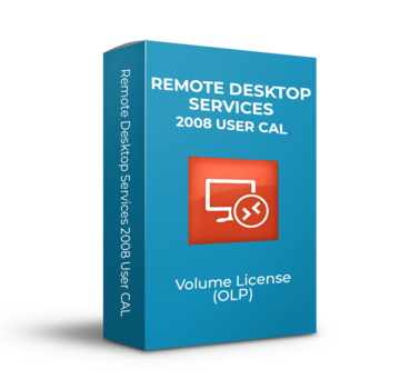 Microsoft Remote Desktop Services 2008 R2 User CAL - Volume Licentie