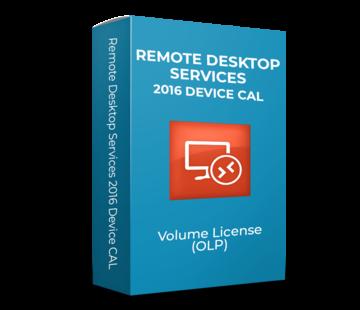 Microsoft Remote Desktop Services 2016 Device CAL - Volume Licentie