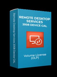 Microsoft Remote Desktop Services 2008 R2 Device CAL - Volume Licentie