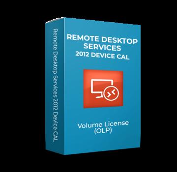Microsoft Remote Desktop Services 2012 Device CAL - Volume Licentie