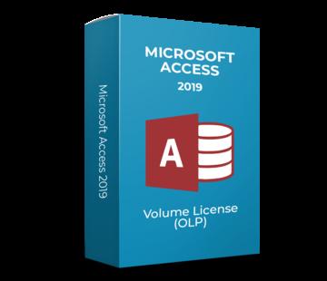 Microsoft Microsoft Access 2019 - Volume Licentie