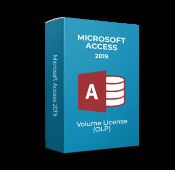Microsoft Microsoft Access - 2019