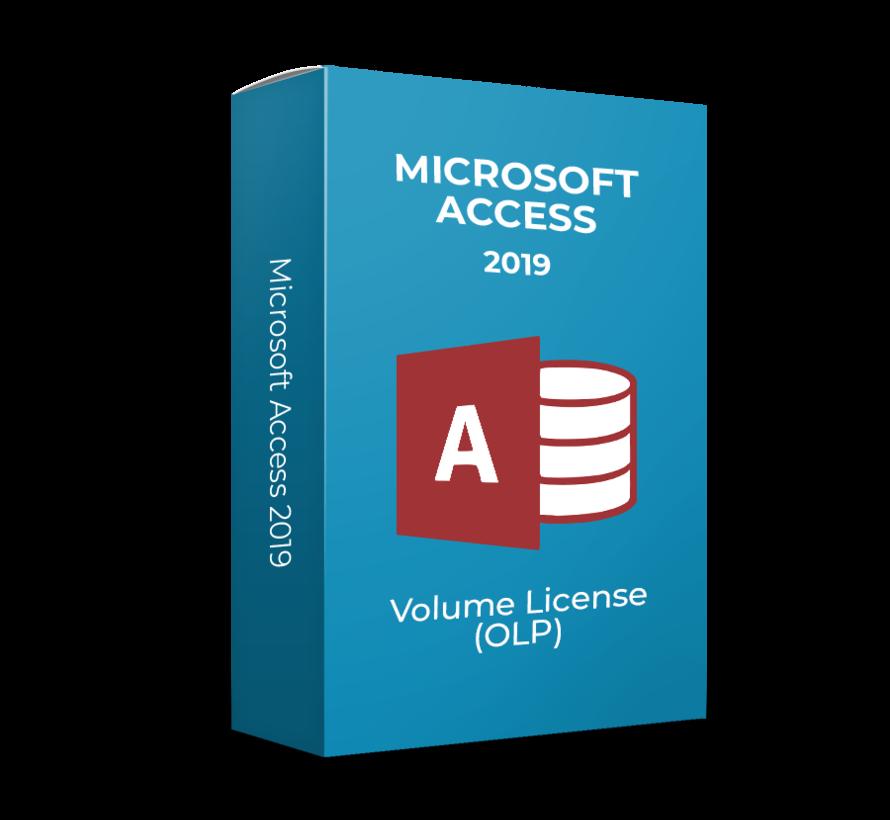 Microsoft Access 2019 - Volume Licentie - SKU: 077-07233