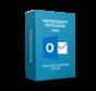 Microsoft Outlook  2016 - Volume Licentie - SKU: 543-06497