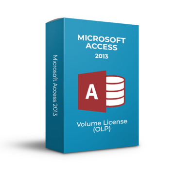 Microsoft Microsoft Access - 2013