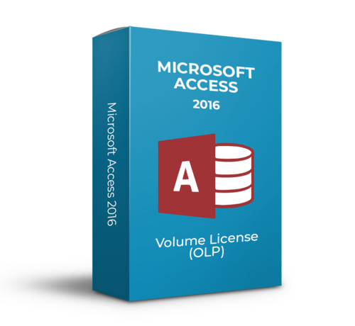 Microsoft Microsoft Access 2016 - Volume Licentie - SKU: 077-07131